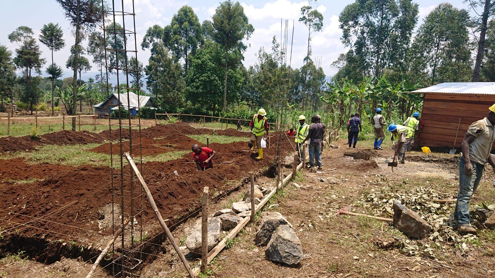 Kashusha – das Bauprojekt